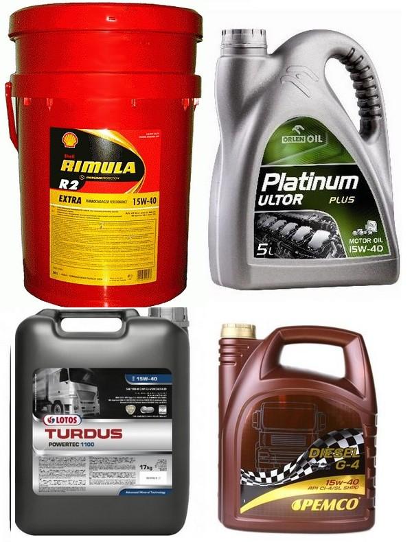 Oleje silnikowe mineralne